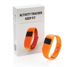 Activity-Tracker Keep Fit bedrucken
