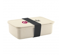 Bamboo Lunchbox bedrucken