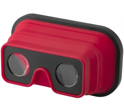 Faltbare Silikon Virtual Reality Brille bedrucken