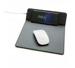 Mousepad mit Wireless-5W-Charging Funktion bedrucken
