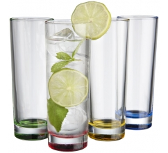 Rocco 4-teiliges Glas-Set bedrucken