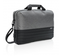 Swiss Peak RFID 15.6'' Laptoptasche bedrucken