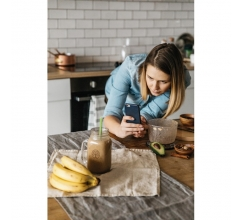 Trinkglas Mason Jar 450ml bedrucken